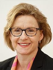 Sarah Harrison, MBE